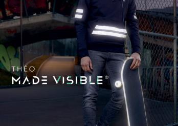 Campagne de prévention routière « MADE VISIBLE »