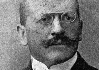 Louis Weck, ancien Conseiller d'Etat/alt Staatrat, (1867-1916)