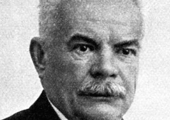Victor Buchs, ancien Conseiller d'Etat/alt Staatsrat, (1866-1953)