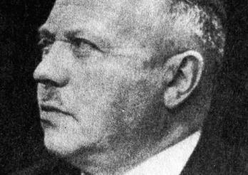 Alois Baeriswyl, ancien Conseiller d'Etat/alt Staatsrat, (1889-1960)
