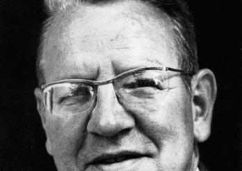 Arnold Waeber, ancien Conseiller d'Etat/alt Staatsrat, (1923-1988)