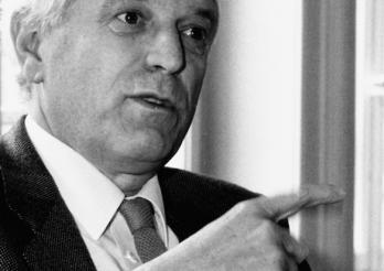 Denis Clerc, ancien Conseiller d'Etat/alt Staatsrat, (1935)