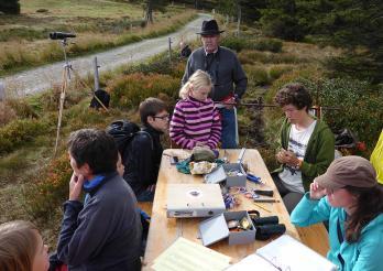 Ornithologie-Ausflug für die Freunde des Museums