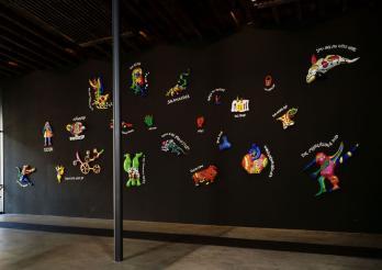 Niki de Saint Phalle, Remembering, 1997-1998
