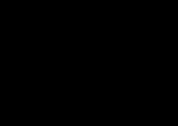 Dessin d'un cerveau composé de notes, de croches et de double croches