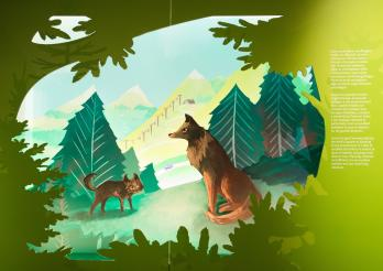 Loup - De retour parmi nous