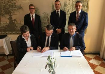 Création de l'Association IGovPortal, signatures