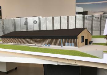Projet de ferme-école de Grangeneuve