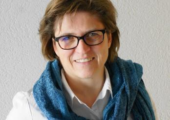 Gisela Bissig Fasel, nouvelle rectrice du Collège Sainte-Croix