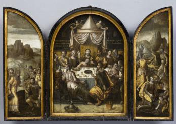 Triptyque de la Sainte Cène, 1560