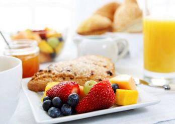 Petit déjeuner de la promotion de la santé