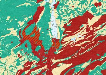 Portail cartographique - sondes géothermiques
