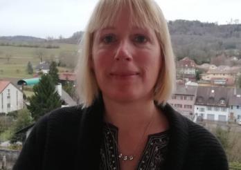 Frau Dr. Barbara Grützmacher, stellvertretende Kantonsärztin