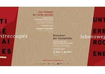 Itinéraires entrecoupés - Exposition de Ghislaine Heger