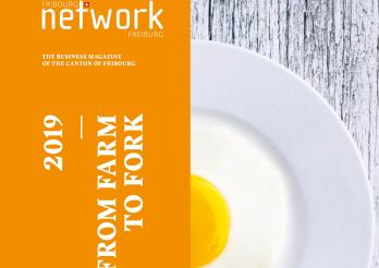 Fribourg Network Freiburg. From Farm to Fork.