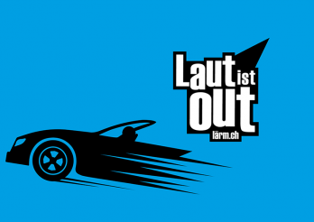 Laut ist out