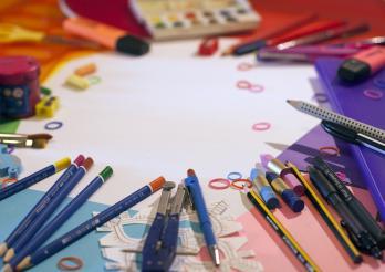 Fournitures scolaires - Schulmaterial