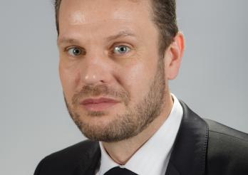 Christophe Bifrare, nouveau chef du Service de la protection de la population et des affaires militaires