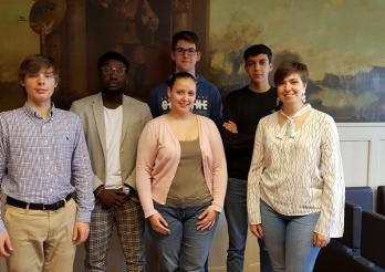 Büro des Jugendrats Mai 2019