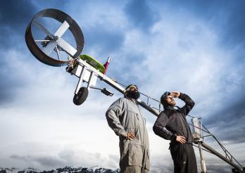 Astro-avion de précision
