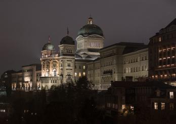 Palais fédéral / Bundeshaus