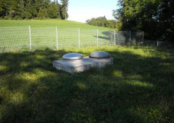 Grundwasserfassung Hofmatt