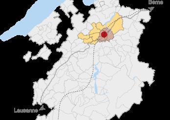 Ligne Lausanne-Berne
