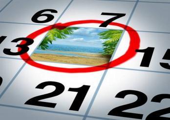 Feiertage und dienstfreie Tage