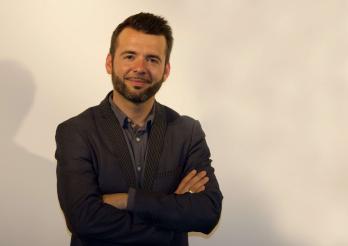 photo du nouveau directeur du musée d'art et d'histoire