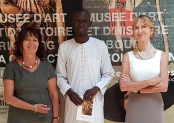 Professionnels de musées sénégalais
