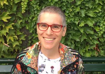 Dr. Jasmin Stockhammer, Leitende Ärztin des Bereichs Kinder- und Jugendpsychiatrie und -psychotherapie