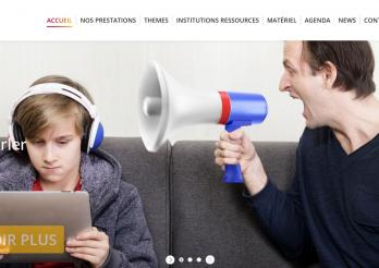 www.prevention-ecrans.ch: un site internet dédié à la prévention en lien avec les médias numériques.