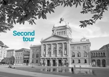 Elections fédérales - Deuxième tour