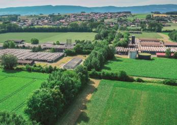 Le Campus AgriCo de St-Aubin. Une offre unique en Suisse.