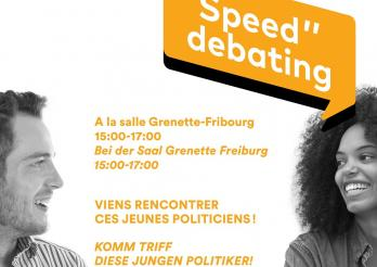 Speed debating 6. Oktober 2019