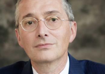 Foto von Thierry Vial, neuer Direktor der Kantonalen Lehrmittelverwaltung