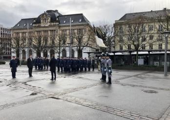 23 nouveaux policiers assermentés à Fribourg / 23 neue Polizisten wurden in Freiburg vereidigt