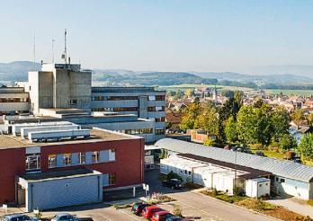 InterkantonaleS Spital der Broye (HIB)