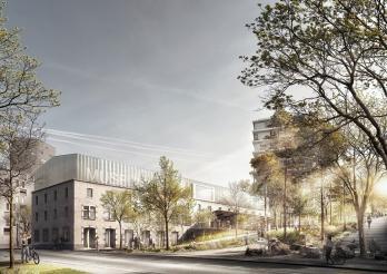 Architekturprojekt - Naturhistorisches Museum Freiburg (NHM)