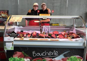 Concours bouchers France 1