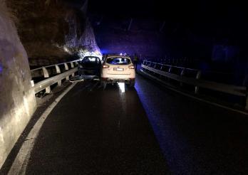 Une personne blessée dans un accident de circulation à Treyvaux