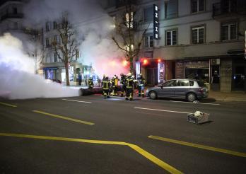 Incendie dans un établissement public à Fribourg : cause établie / Brand in einer öffentlichen Gaststätte in Freiburg – Ursache ermittelt