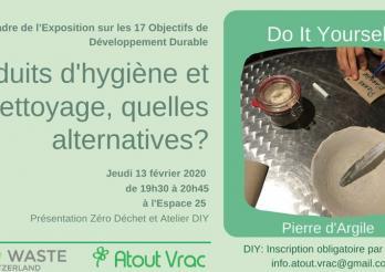 Atelier et présentation Expo 17 ODD