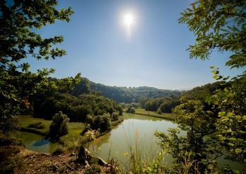 Lac de Pérolles