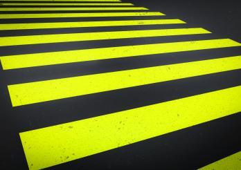 Augmentation des accidents avec piéton au 2e semestre 2019 / Zunahme der Unfälle mit Fussgängern im 2. Semester 2019