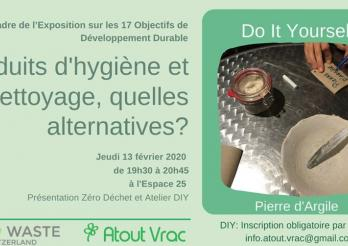 Atelier Atout Vrac & Zero Waste Switzerland