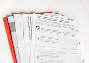 Volksabstimmung vom 27. September 2020