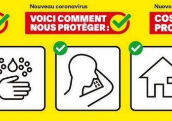 Se protéger - Sich schützen