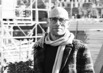 Pierre-Alain Morel - Lauréat de la résidence artistique à Paris 2020