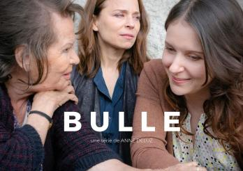 Affiche film Bulle